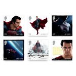 Limited edition Man of Steel Stamps in the UK